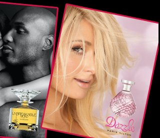 In Stores and Online 25% OFF Celebrity Fragrances