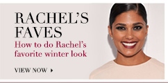 Rachel's Faves