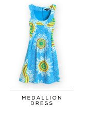 Medallion Dress