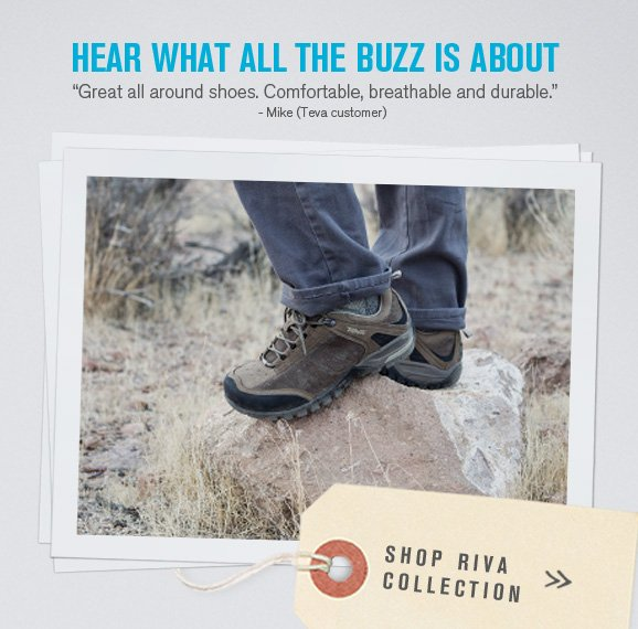 HEAR WHAT ALL THE BUZZ IS ABOUT - Great all around shoes. Comfortable, breathable and durable.