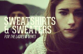 Sweatshirts and Sweaters