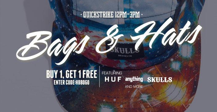 Hats & Bags Sale
