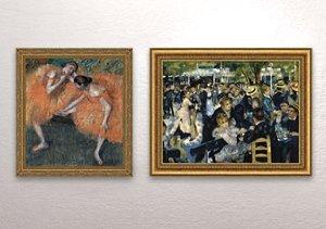 MYHABIT MASTERS: Renoir & Degas