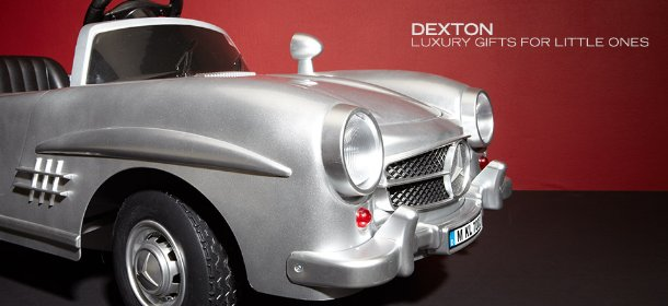DEXTON: LUXURY GIFTS FOR LITTLE ONES, Event Ends February 1, 9:00 AM PT >