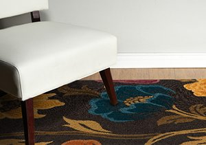Rug Collection: Transitional Florals