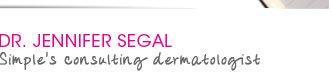 Dr. Jennifer Segal - Simple's Consulting Dermatologist