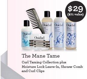 The Mane Tame - $29