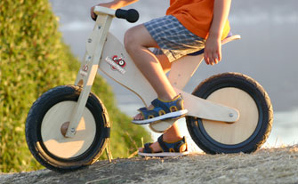 Style Their Ride: Kinderfeets Balance Bikes - Visit Event