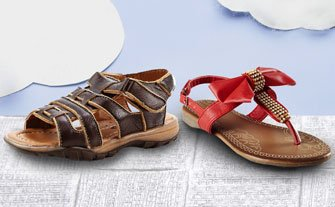 Sandal Preview: $15 and Under - Visit Event