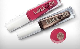 LAQA&Co. Nail and Lip Pens- Visit Event