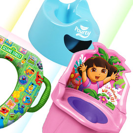 Potty Training Collection