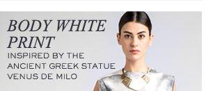 BODY WHITE PRINT