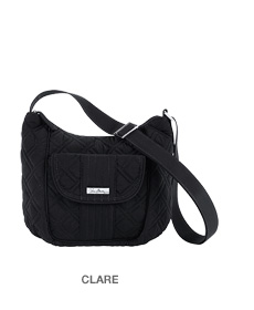 Clare in Classic Black
