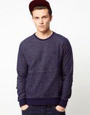 Original Penguin Sweatshirt With Kangaroo Pocket