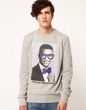 Be Priv Carlton Sweatshirt Exclusive To ASOS