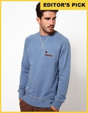 Marshall Artist Sweat With Crew Neck