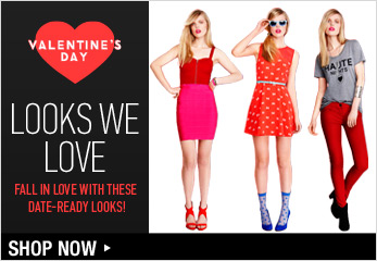 Valentine's Day Looks We Love - Shop Now