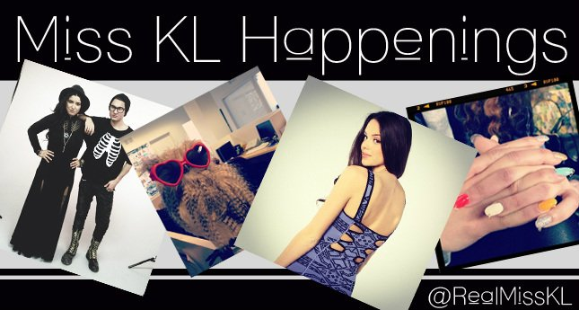 Miss KL Happenings: Love Songs, Nail Tutorials, and More!
