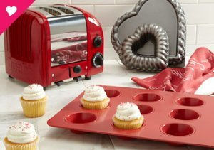 RED-HOT COOKWARE & ACCESSORIES