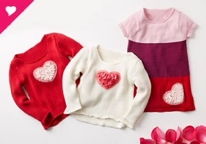 BRIGHT & HAPPY: STYLES FOR BABY