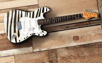 Autographed Celebrity Guitars - Visit Event