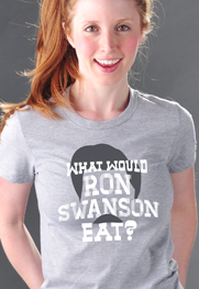 What Would Ron Swanson Eat?