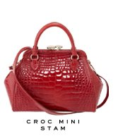 Marc Jacobs | Croc Mini Stam