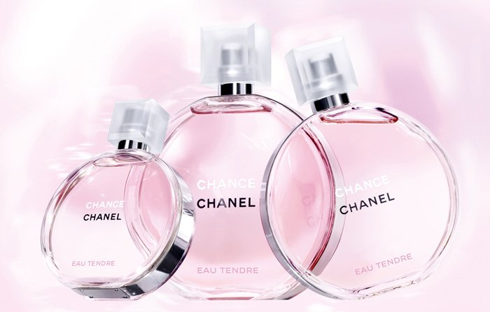 FALL IN LOVE WITH  CHANEL FRAGRANCE AND BEAUTY
