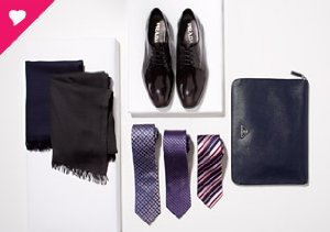 STEPPING OUT: ACCESSORIES & SHOES