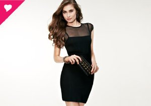 UNDER $150: THE LITTLE BLACK DRESS