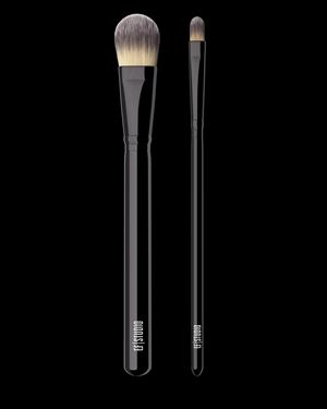 EF Studio Foundation & Concealer Brush Duo