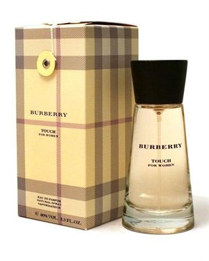 Burberry Touch Eau De Parfum Spray 3.3 oz - Made in France