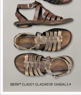 Børn® Claudy Gladiator Sandals