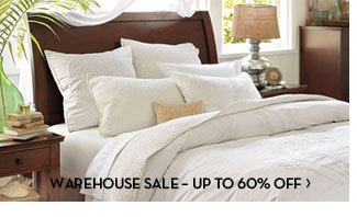 WAREHOUSE SALE - UP TO 60% OFF