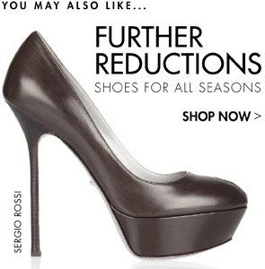 FURTHER REDUCTIONS ON SHOES