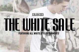 The White Sale