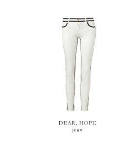 dear, hope