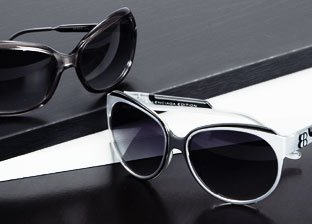 Balenciaga, Giorgio Armani, Tom Ford Sunglasses