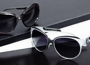 Balenciaga, Giorgio Armani, Tom Ford Sunglasses