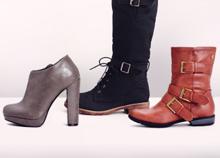 Boot Blowout: $35 and Under