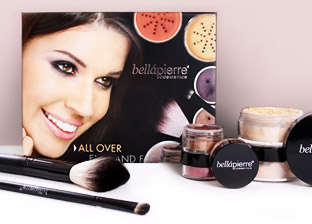 Bellapierre Cosmetics Made in USA