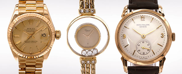 Luxury Made in Switzerland Watches: Patek Philippe, Rolex, Chopard