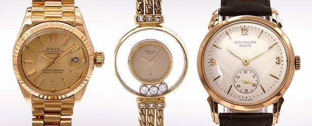 Luxury Made in Switzerland Watches: Patek Philippe, Rolex, Chopard