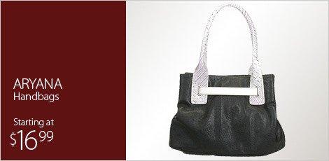 Aryana Handbags