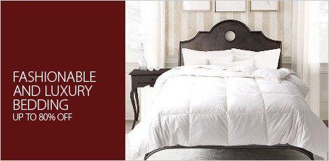Fashionable & Luxury Bedding