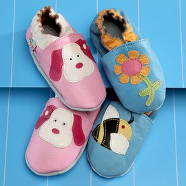 Baby Steppers: Infant Shoes