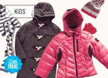 GoodbyeWinter, Hello Sale Style for Kids