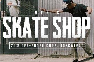 Men's Skate Shop