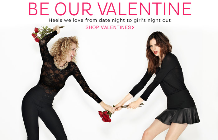 Shop Valetine's Day