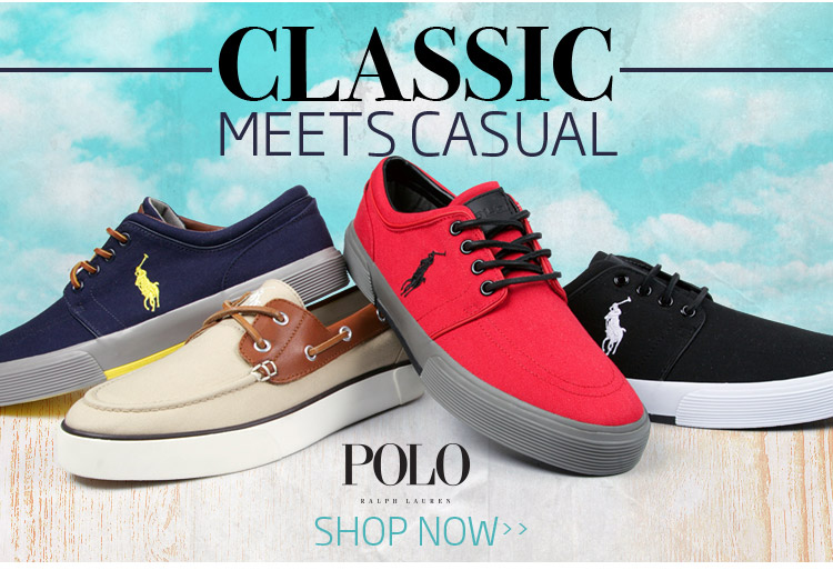 What Happens When Classic Meets Casual? Find Out Now.